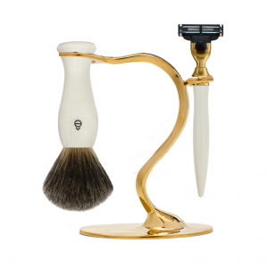 S_Stand_3_Blade_Ivory_Fine_Gold